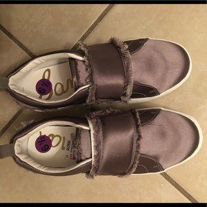 Sam Edelman Levine Fringe Sneakers Size 6.5